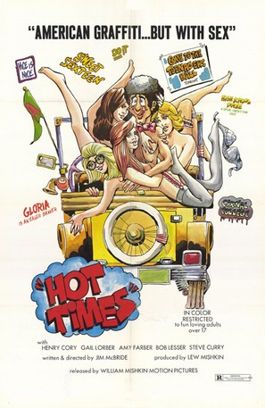 Hot Times - Movie Poster (thumbnail)