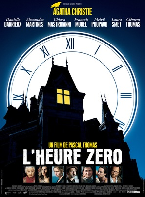 Heure zèro, L' - French Movie Poster (thumbnail)
