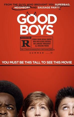 Good Boys - Movie Poster (thumbnail)