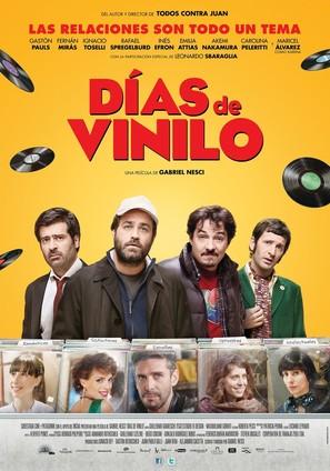 Días de vinilo - Argentinian Movie Poster (thumbnail)