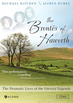 """""""The Brontes of Haworth"""" - DVD movie cover (thumbnail)"""