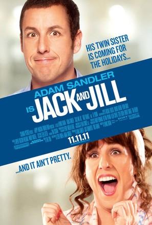 Jack and Jill - Movie Poster (thumbnail)