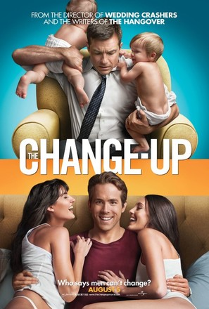 The Change-Up - Movie Poster (thumbnail)