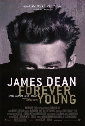 James Dean: Forever Young - Movie Poster (thumbnail)