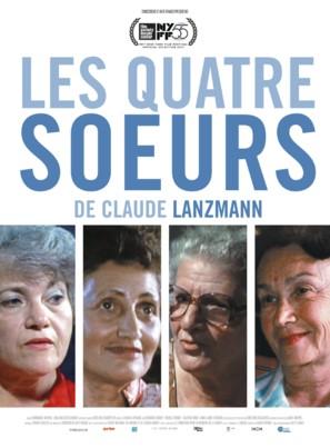 """""""Les quatre soeurs"""" - French Movie Poster (thumbnail)"""