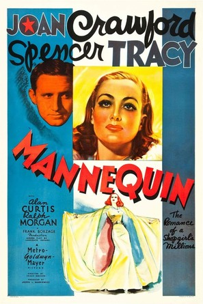 Mannequin - Movie Poster (thumbnail)