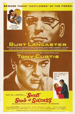 Sweet Smell of Success - Movie Poster (thumbnail)