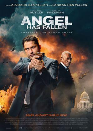 Angel Has Fallen - German Movie Poster (thumbnail)