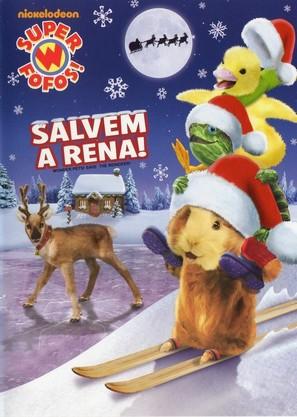 """The Wonder Pets"" - Brazilian Movie Cover (thumbnail)"