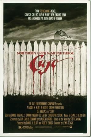 Cujo - Movie Poster (thumbnail)
