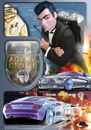 Agent Crush - poster (thumbnail)