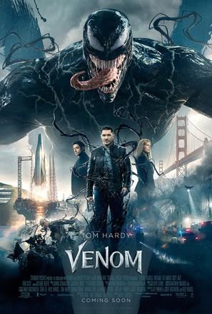 Venom - Movie Poster (thumbnail)