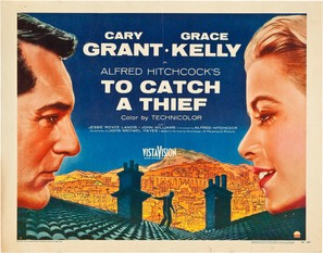 To Catch a Thief - Movie Poster (thumbnail)