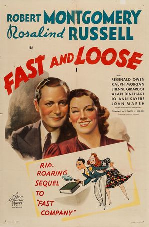 Fast and Loose - Movie Poster (thumbnail)