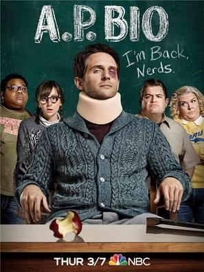 """A.P. Bio"" - Movie Poster (thumbnail)"