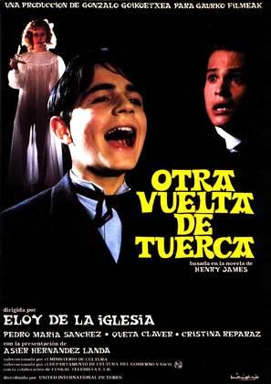 Otra vuelta de tuerca - Spanish Movie Poster (thumbnail)
