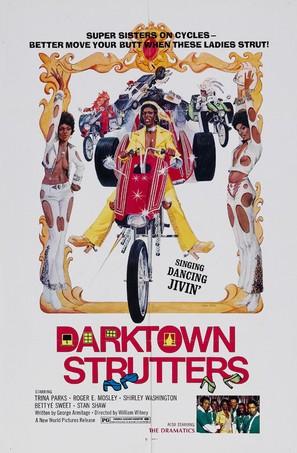 Darktown Strutters - Movie Poster (thumbnail)