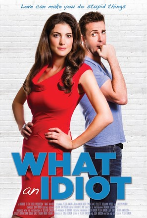 What an Idiot - Canadian Movie Poster (thumbnail)