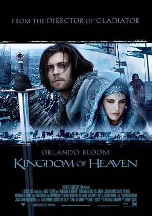 Kingdom of Heaven - Movie Poster (thumbnail)
