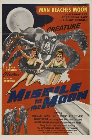 Missile to the Moon - Movie Poster (thumbnail)