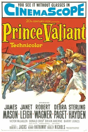 Prince Valiant - Movie Poster (thumbnail)