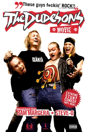 The Dudesons Movie - poster (thumbnail)