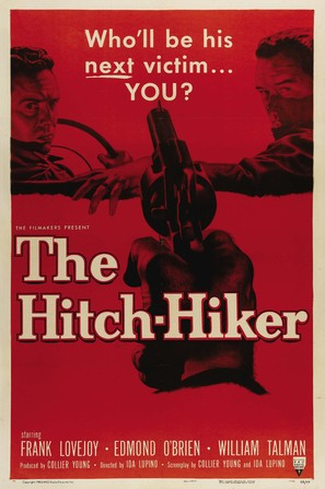 The Hitch-Hiker - Movie Poster (thumbnail)