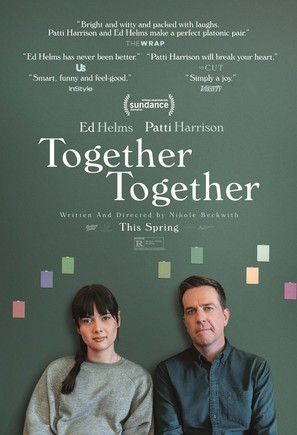 Together Together - Movie Poster (thumbnail)