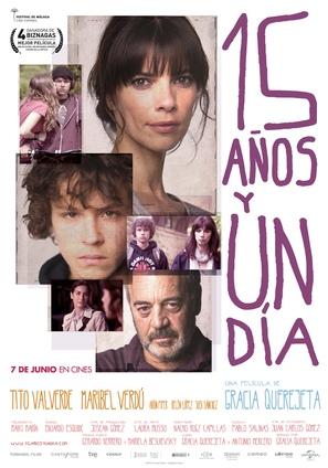 15 años y un día - Spanish Movie Poster (thumbnail)