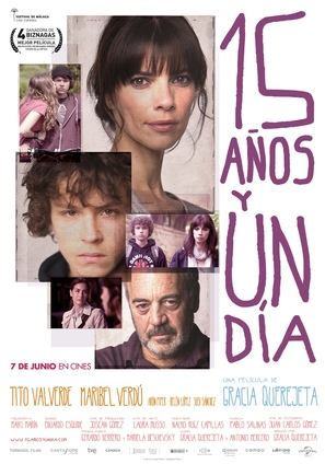 15 años y un día - Spanish Movie Poster (thumbnail)