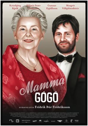 Mamma Gógó - Icelandic Movie Poster (thumbnail)