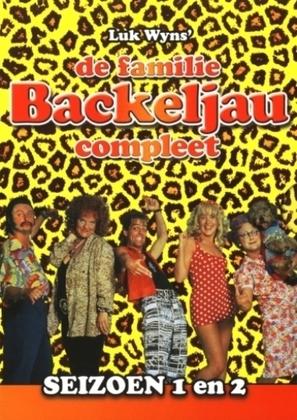 """""""Familie Backeljau"""" - Belgian DVD cover (thumbnail)"""