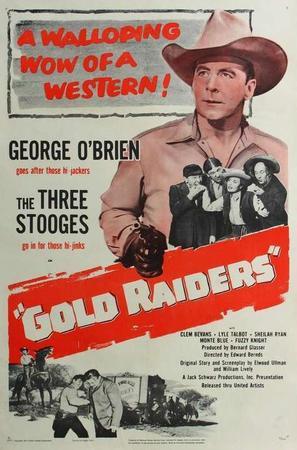 Gold Raiders - Movie Poster (thumbnail)