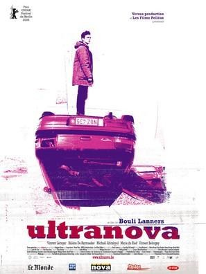 Ultranova - French Movie Poster (thumbnail)