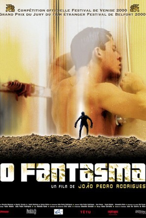 O Fantasma - Brazilian Movie Poster (thumbnail)