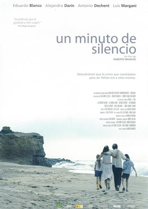 Minuto de silencio, Un - Spanish poster (thumbnail)