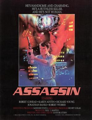 Assassin - Movie Poster (thumbnail)