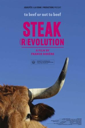 Steak (R)evolution - British Movie Poster (thumbnail)