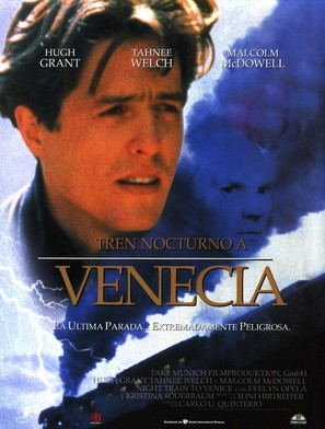 Night Train to Venice - Spanish poster (thumbnail)
