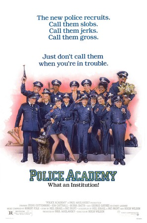 Police Academy - Movie Poster (thumbnail)
