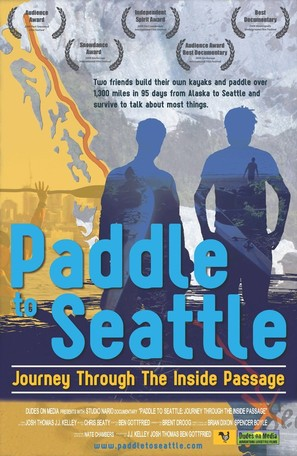 Paddle to Seattle: Journey Through the Inside Passage - Movie Poster (thumbnail)