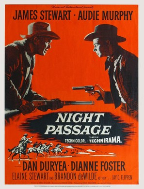 Night Passage - Movie Poster (thumbnail)