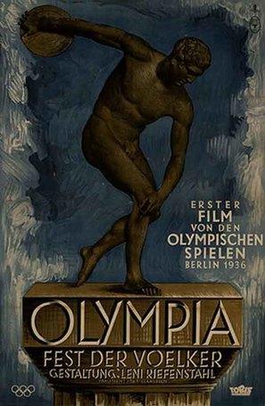 Olympia 1. Teil - Fest der Völker