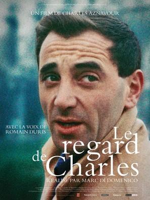 Le regard de Charles - French Movie Poster (thumbnail)