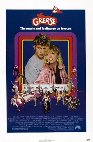 Grease 2 - Movie Poster (thumbnail)