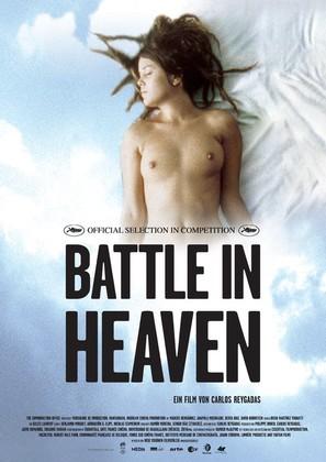Batalla en el cielo - German Movie Poster (thumbnail)