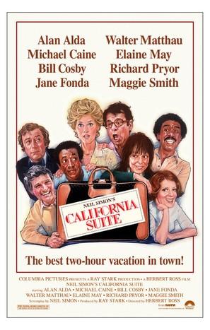 California Suite - Movie Poster (thumbnail)
