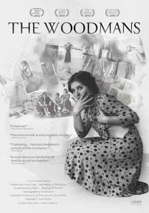 The Woodmans - Movie Poster (thumbnail)