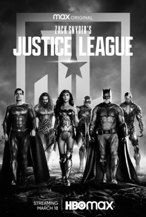 Zack Snyder's Justice League - Movie Poster (thumbnail)