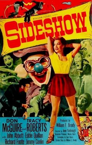 Sideshow - Movie Poster (thumbnail)
